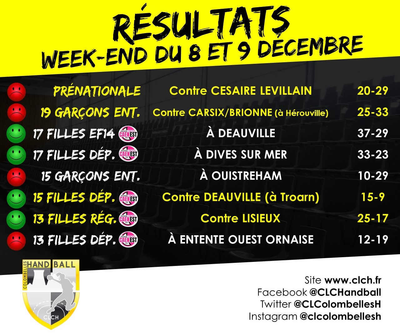 RES WEEKEND 8-9 DEC